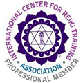 International Center for Reiki Training Professional Member logo