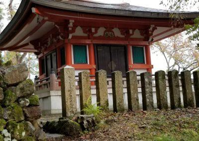 A small pagoda